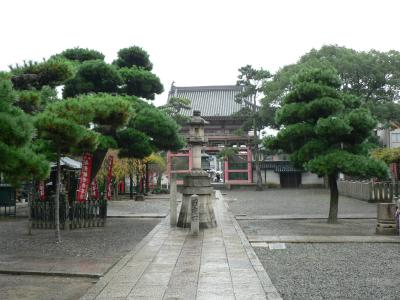 日本の旅 関西を歩く 大阪府藤井寺市葛井寺(ふじいでら)周辺