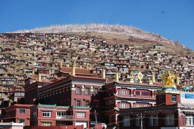 カム(四川省チベット文化圏)の旅