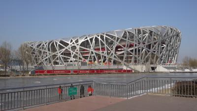 北京観光(頤和園・鳥の巣・天安門・胡同・京劇)