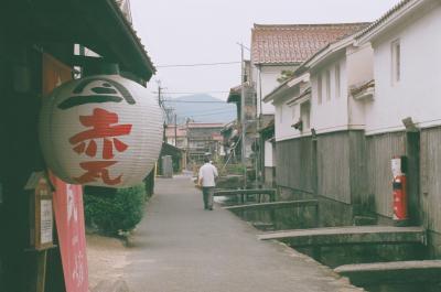 伯耆・倉吉 白壁土蔵の町をちょっと寄り道ぶらぶら歩き旅