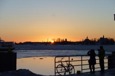 寒がりが行く、フィンランド!④ ~オーロラが観たいっ!~(ヘルシンキ・帰国)