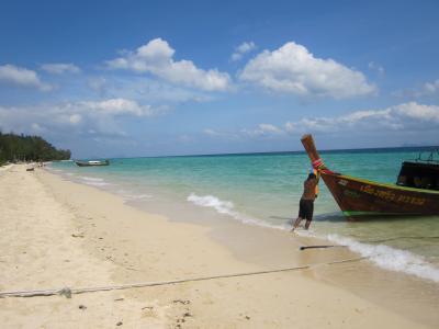 タイの秘島 コンガイ(コーハイ)島 旅行記