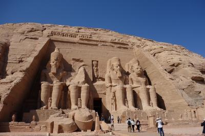 2012年 年末年始 エジプト(3) アスワン→アブシンベル→ギザ