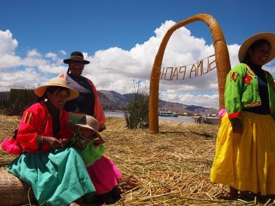 ペルー・メキシコの旅 その5 チチカカ湖