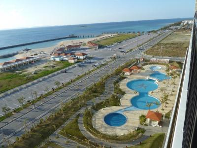 2013年 沖縄旅行のお泊りはサザンビーチホテルです