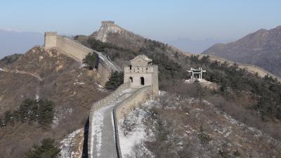 北京観光(万里の長城・明の十三稜・王府井)