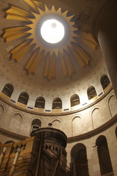 エルサレム④ 旧市街:聖墳墓教会~旧市街街歩き