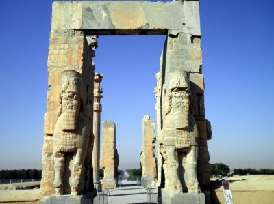ユーラシア 東へ34: シラーズ ペルシャのふるさと 「ペルセポリス」
