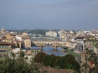 イタリア旅行☆フィレンツェ・ベネチア7日間(その2:フィレンツェ観光2日目→ベネチア1日目)