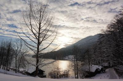 【冬の中欧ほぼ一人旅】[6]ザルツカンマーグートそのいち編 シュロスフシュル~バードイシュルへ
