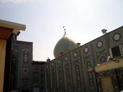 ユーラシア 東へ37: ペルシャのふるさと・シラーズ 「シーア派巡礼モスク」 と 「バザール」