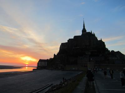 フランス8日間(ツアーに1人参加)行って来ました。