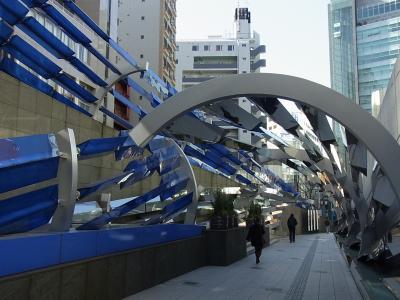 渋谷から代官山までウォーキングのつもりが・・・1