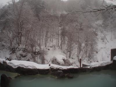 秘境の温泉・奥鬼怒川温泉郷・加仁湯に行ってきました!