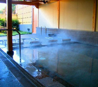 亀岡  湯の花温泉  癒しの館で日帰り温泉とランチを堪能してきました