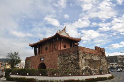 台湾南部で新年03★恒春★恒春古城城壁と中山老街散歩