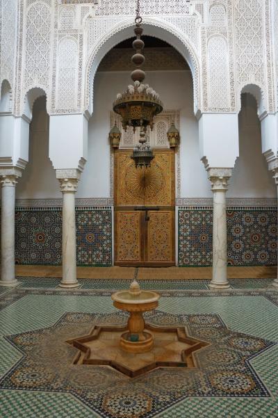 モロッコ周遊② フェズ・メクネス・ヴォルビリス遺跡観光