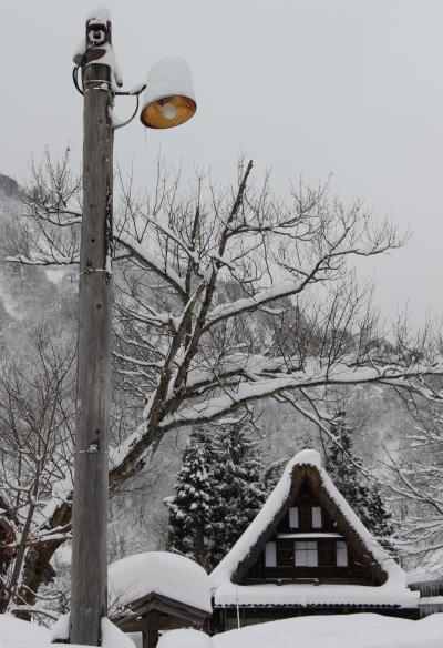 撮影旅行「五箇山・冬景色」