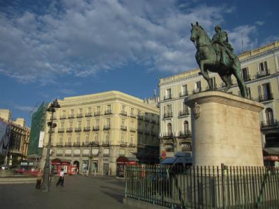2012SWスペイン旅行(マドリッド&バルセロナ)2日目