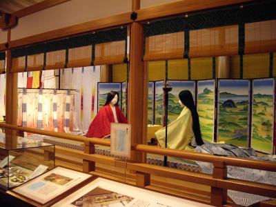 平等院と源氏物語ミュージアム
