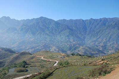 雲南・北ベトナム一人旅(2)【サパでまったり♪】