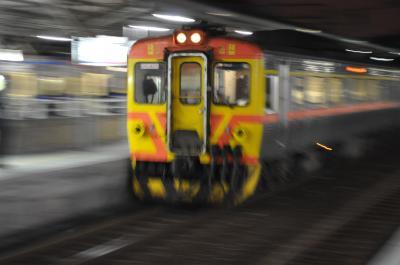 2013年1月台湾鉄道旅行9(台鉄一周台北駅~台東駅)