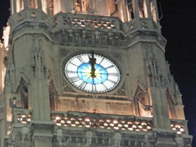 ザルツブルク&ウィーン 2012/13年末年始 カウントダウンはラートハウス(市庁舎)で!~ウィーンで年越し~