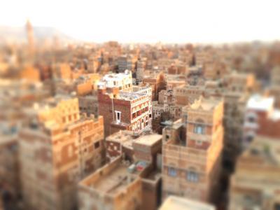 2013年イエメン一人旅 1  -サヌア編-