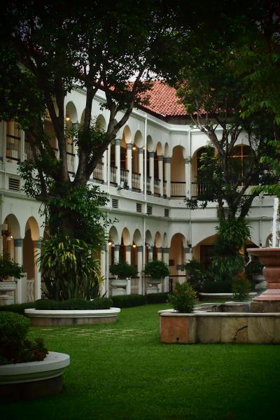 ホテル・マジャパヒト ~歴史を静かに眺めてきた美しい証人~インドネシア・スラバヤ