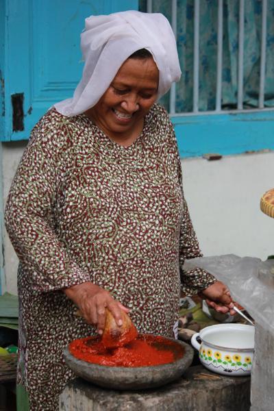 路地裏てくてく~インドネシア・スラバヤ・アラブ地区