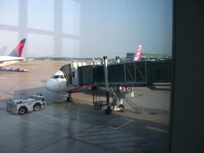 2012韓国 よし…このまま、どっか行こう 焼肉喰って寝るだけソウル