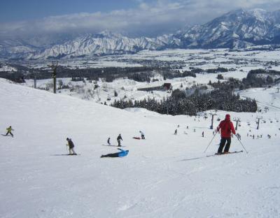 上越国際スキー場&越後湯沢グルメの旅