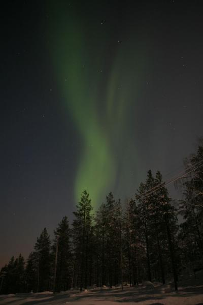 大物GET 初ヨーロッパ フィンランドでオーロラハンティング =3日目=