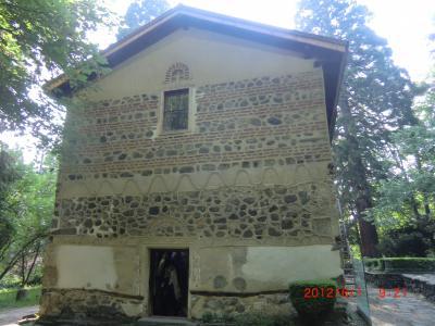 世界遺産ブルガリア④ ソフィア/ボヤナ教会