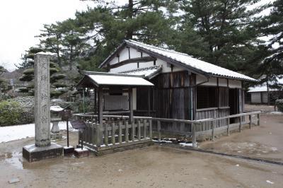 02 目指すは萩の吉田神社