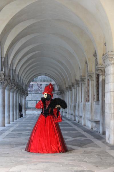 ヴェネチアのカーニバルはやっぱりすごかった 1 【ベニス本島編】