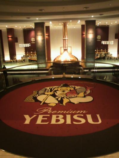 2013年 1月 最近の恵比寿麦酒記念館の様子~恵比寿流ビールの美味しい飲み方