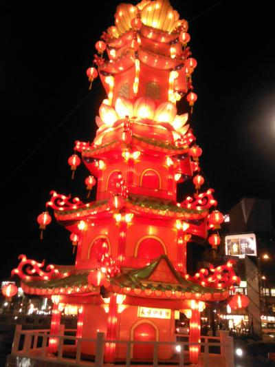 長崎ランタン祭り・稲佐山夜景・出島・亀山社中
