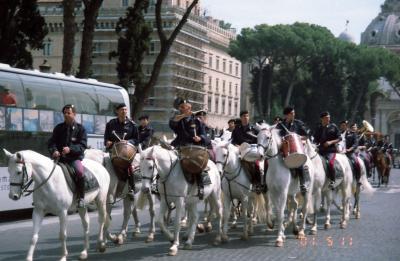 イタリア自転車縦断旅行『ローマの休日2日間』