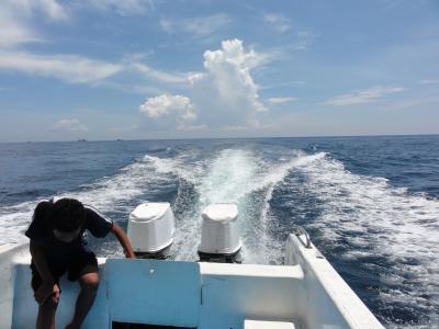 2012-2013年末年始バリ島 やっぱのどごし生はバリ島でも旨かった!<コーラルフィッシング&サイクリング>