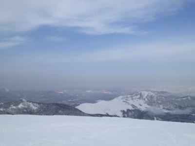 雪山 氷ノ山 初登山