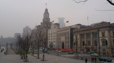 上海観光(外灘・浦東・豫園)