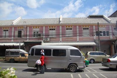 2012年6月/タイ/No.3 - ウートーンへ、ただ行っただけ