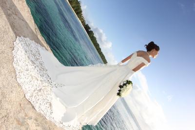 SaipanWedding!! @ 海外リゾートウェディング編~ハイアット・ホワイトサンドチャペル&N@chan!ち