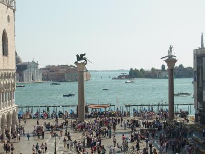 ●イタリア新婚旅行&海外挙式○6日目●水の都ベネチアに到着