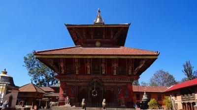 チャング・ナラヤン寺院の観光