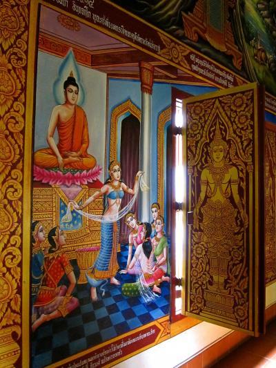 北タイの25寺院&北タイのグルメ旅 in チェンマイ★2011 12 6日目【CNX】