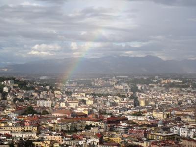 行きあたりばったり、ヨーロッパ周遊一人旅2012 Vol.50 おっかなびっくり、ナポリ。