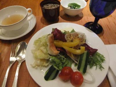 リッツカールトン大阪02_朝食など
