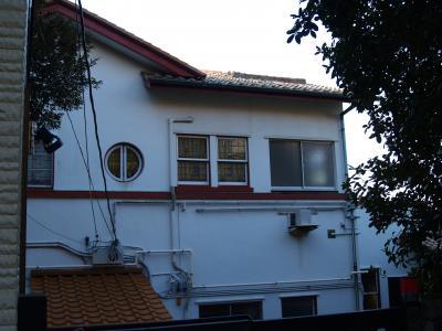 旧松本蒸治邸(鎌倉市鎌倉山2)